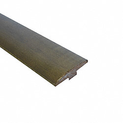 1/4 x 2 x 78 Graphite Maple T-Molding