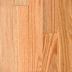 3/4 x 2-1/4 Character Red Oak Solid Hardwood Flooring