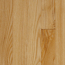 3/4 x 2-1/4 Natural Ash Solid Hardwood Flooring