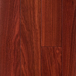 3/4 x 3-1/4 Bloodwood Solid Hardwood Flooring