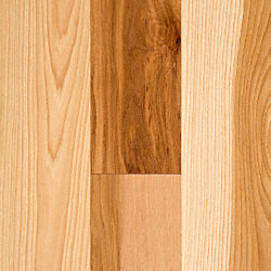 3/4 x 4 Natural Hickory Solid Hardwood Flooring