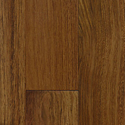3/4 x 5 Matte Brazilian Cherry Solid Hardwood Flooring