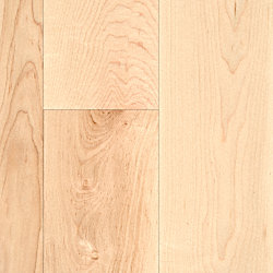 3/4 x 5 Select Maple Solid Hardwood Flooring