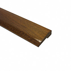 Prefinished Acacia Hardwood 5/8 in thick x 2 in wide x 78 in Length Threshold
