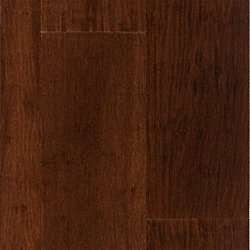 Fall Harvest Smooth Wide Plank Click Engineered Bamboo Flooring - 50 Year Warranty