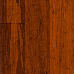 Amber City Strand Smooth Click Engineered Bamboo Flooring - 30 Year Warranty