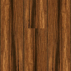 Antique Strand Smooth Wide Plank Solid Bamboo Flooring - 50 Year Warranty