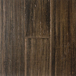 Elk Creek Strand Distressed Extra Wide Plank Float Engineered Bamboo Flooring - 9/16 in. thick