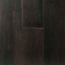 Shadow Strand Smooth Click Engineered Bamboo Flooring - 30 Year Warranty