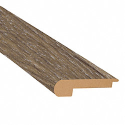 Beach Cottage Oak Laminate 2.3 in wide x 7.5 ft Length Stair Nose