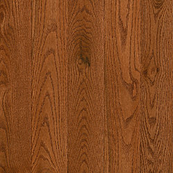 3/4 x 2-1/4 Gunstock Oak Solid Hardwood Flooring