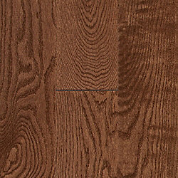 3/4 x 3-1/4 Saddle Oak Solid Hardwood Flooring