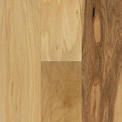 3/8 x 4-3/4 Kennecott Hickory Quick Click Engineered Hardwood Flooring