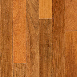 7/16 x 5 Brazilian Cherry Quick Click Engineered Hardwood Flooring