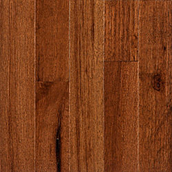 3/4 x 2-1/4 Walnut Hickory Solid Hardwood Flooring