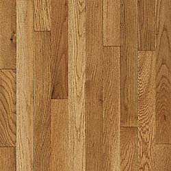 3/4 x 2-1/4 Warm Spice Oak Solid Hardwood Flooring