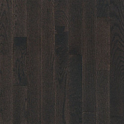 3/4 x 3-1/4 Espresso Oak Solid Hardwood Flooring