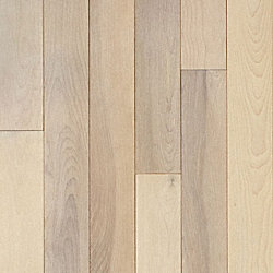 3/4 x 3-1/4 Farmhouse White Birch Solid Hardwood Flooring
