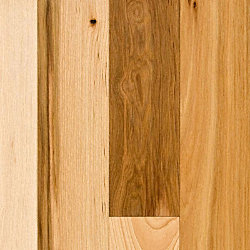 3/4 x 3-1/4 Natural Hickory Solid Hardwood Flooring