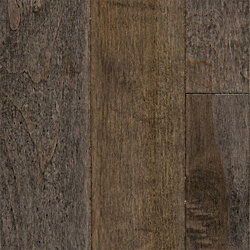 3/4 x 3-1/4 Select Pewter Gray Maple Solid Hardwood Flooring