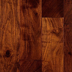 3/4 x 3-5/8 Golden Acacia Solid Hardwood Flooring