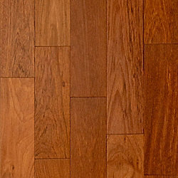3/4 x 4.84 Brazilian Cherry Prefinished Solid Hardwood Flooring