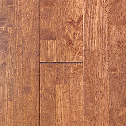3/4 x 6 Copper Hevea Solid Hardwood Flooring