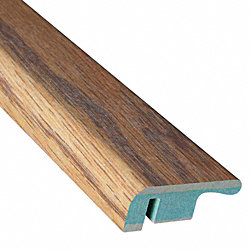Butterscotch Oak Laminate 1.374 in wide x 7.5 ft Length End Cap