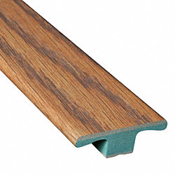 Butterscotch Oak Laminate 1.75 in wide x 7.5 ft Length T-Molding