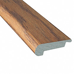 Butterscotch Oak Laminate 2.3 in wide x 7.5 ft Length Stair Nose