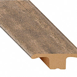 Calico Oak Laminate 1.75 in wide x 7.5 ft Length T-Molding