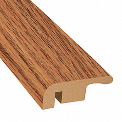 Cinnabar Oak Laminate 1.374 in wide x 7.5 ft Length End Cap