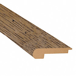 Copper Sands Oak Laminate 2.3 in wide x 7.5 ft Length Stair Nose