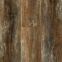 7mm Copper Barrel Oak Engineered Vinyl Plank Flooring