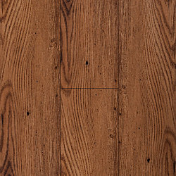 7mm Walnut Hickory Engineered Vinyl Plank Flooring