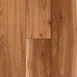 6mm w/pad Rocky Hill Hickory Engineered Vinyl Plank Flooring