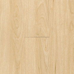 3.2mm Buttercream Maple Engineered Vinyl Plank Flooring