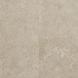 5mm w/pad Colosseum Travertine Engineered Vinyl Plank Flooring
