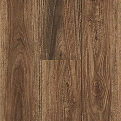 5mm w/pad Highlands Walnut Engineered Vinyl Plank Flooring