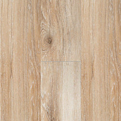 5mm w/pad Saint Florent Hickory Engineered Vinyl Plank Flooring