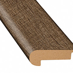 Crows Nest Oak Laminate 2.3 in wide x 7.5 ft Length Stair Nose