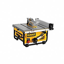 10 Compact Table Saw with Site-Pro Modular Guarding System