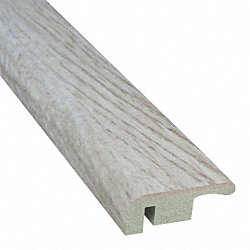 Delaware Bay Driftwood Laminate 1.374 in wide x 7.5 ft Length End Cap