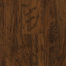 12mm Amber Hickory Laminate Flooring