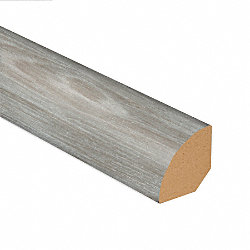 Dunes Bay Driftwood Laminate 1.075 in wide x 7.5 ft Length Quarter Round