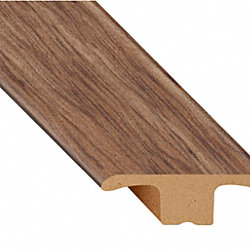 Heritage Walnut Laminate 1.75 in wide x 7.5 ft Length T-Molding