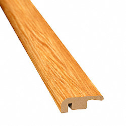 Hot Springs Hickory Laminate 1.374 in wide x 7.5 ft Length End Cap