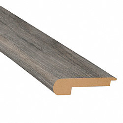 Jamestown Walnut Laminate 2.3 in wide x 7.5 ft Length Stair Nose