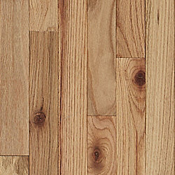 3/4 x 2-1/4 Natural Red Oak