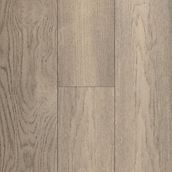 1/2 x 6-1/2 Engineered Sun Villa Oak Wire Brushed Engineered Hardwood Flooring